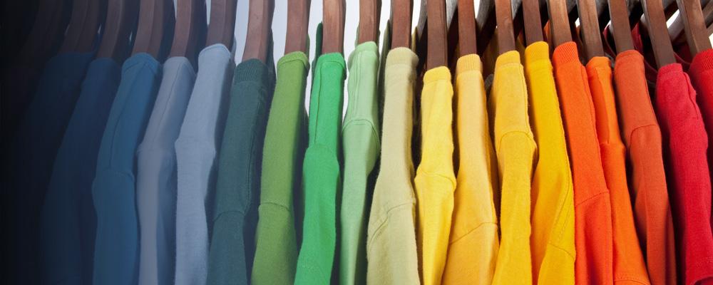 Shirts Auswahl Buegel