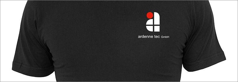 Arbeitskleidung für Gewerbekunden - Textildruck